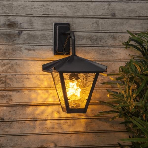 Flame Lamp Gravity Kerze - Flammensimulation mit 336 LED - E14 weiß - warmweiss - hochauflösend