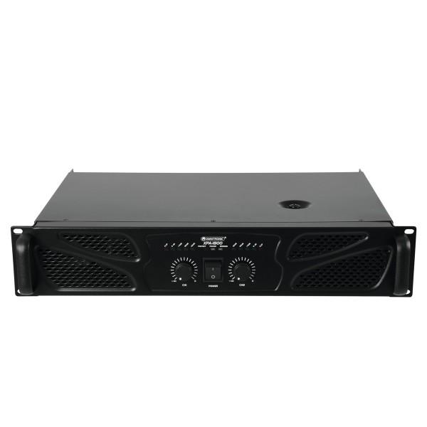 OMNITRONIC XPA-1800 Endstufe - PA Verstärker