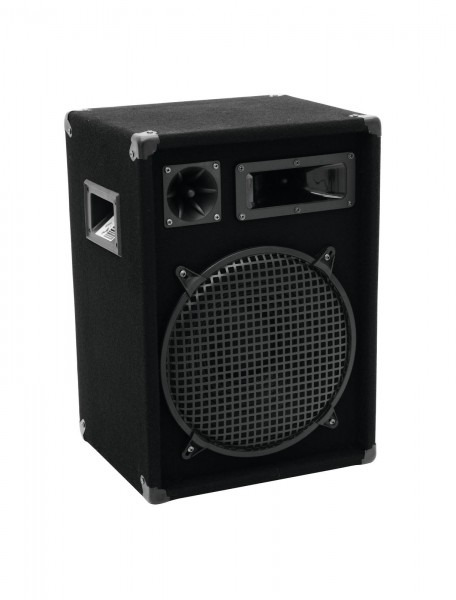 """Robuste Full-Range-Box mit 12"""" Tieftöner und 600 Watt Leistung DX-1222"""