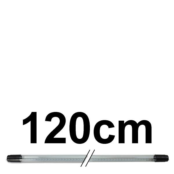 UV LED Schwarzlichtröhre 120cm - CB 20W - T8 - konventioneller Ballast