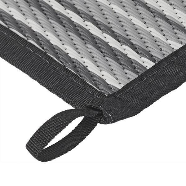 Outdoorteppich - Zeltteppich - UV Schutz - PP - verstärkt - 2,50x3,50m