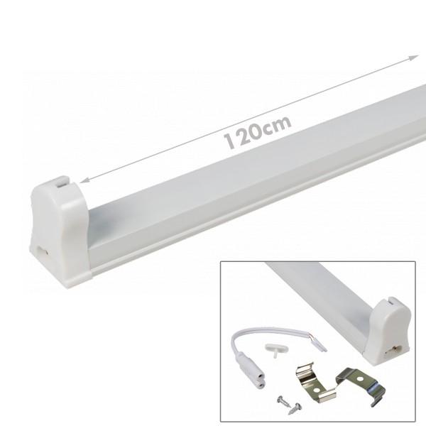 Fassung für 120cm LED Röhren - Direkteinspeisung - inkl. Montagematerial