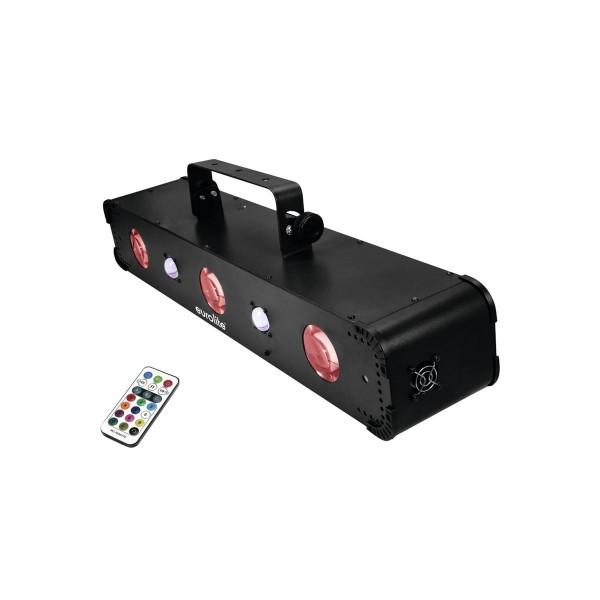 LED Multi FX Laser Bar - Die komplette Lichtshow für Deine Party
