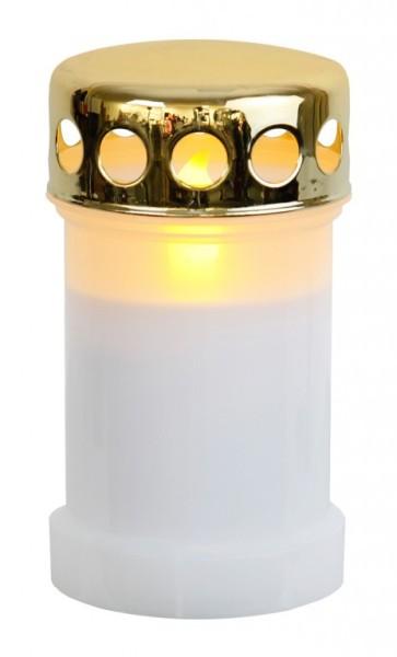 LED-Novenkerze   Memorial   flackernde LED   ↑14cm