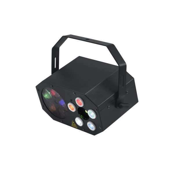 LED Mini FE-5 Laser Goboflower