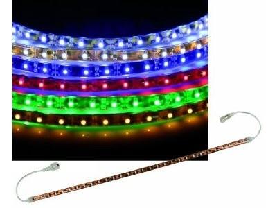 LED-Stripe - Verlängerung - selbstklebend  - 0,25m - 15 SMD-LEDs - Warmweiß