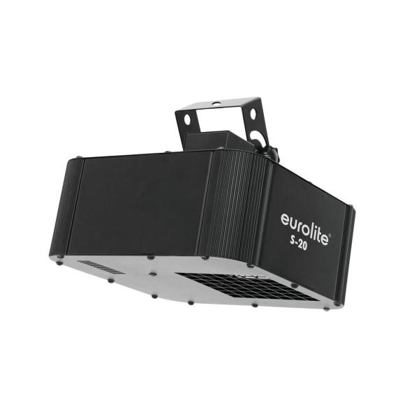 Laser Simulator mit LED Lichtquelle - die echte Alternative zur Lasershow - 20W LED