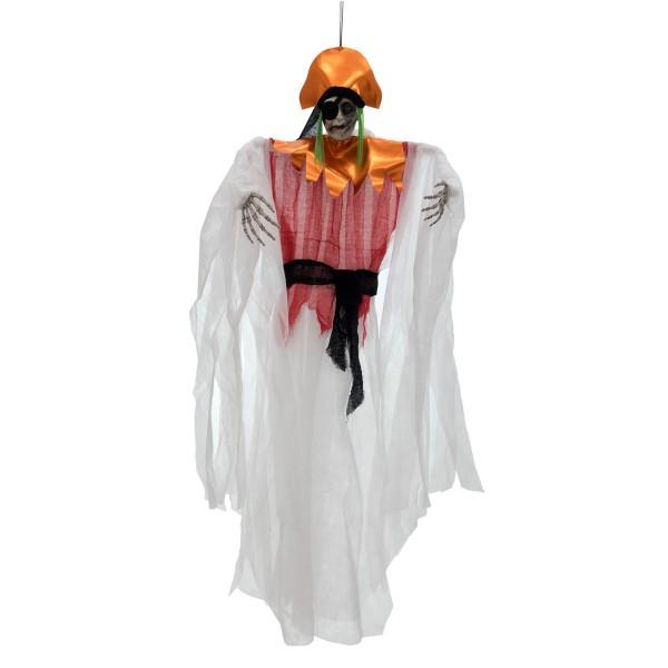 Halloween Figur Pirat, 120cm - zum Hängen