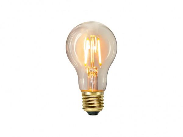 Leuchtmittel | LED | Filament | →6cm x ↑11cm | 1,6W | E27 | 2100K | 160 Lumen | 80 Ra