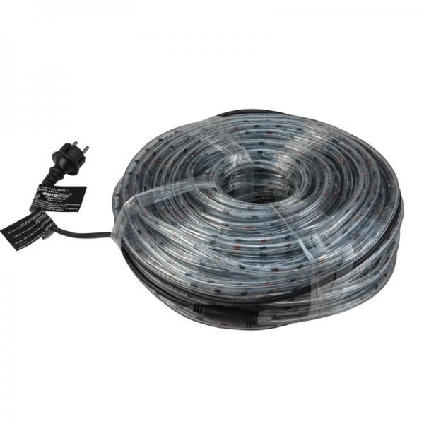 RUBBERLIGHT Lichtschlauch - Outdoor - RL1 -  1584 Lampen - 44m - anschlussfertig - mehrfarbig