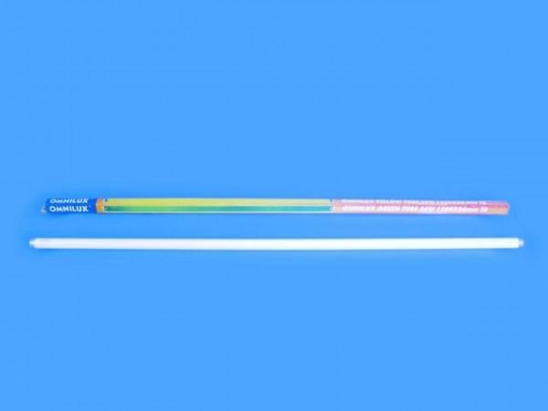 OMNILUX Röhre 36W G13 1200x26mm T8 blau