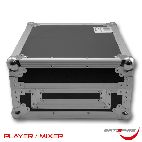 Universal DJ-Equipment Case (für Mixer oder Player) | SATISFIRE |  Flightcase