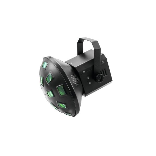 Strahleneffekt Z-20, 6-farbige, feine Strahlen - vollautomatische Musiksteuerung