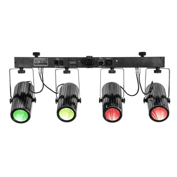 LED QDF-Bar RGBAW Lichtset