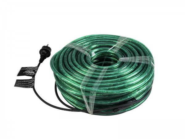 RUBBERLIGHT Lichtschlauch - Outdoor - RL1 -  1584 Lampen - 44m - anschlussfertig - grün