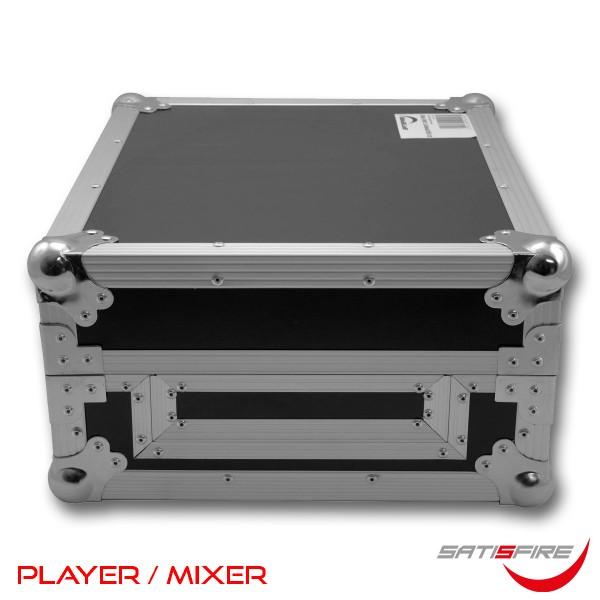 B-Ware Universal DJ-Equipment Case (für Mixer oder Player)   SATISFIRE   Flightcase