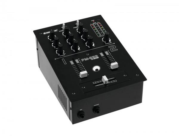 PM-222 2-Kanal-DJ-Mixer - Partymischpult