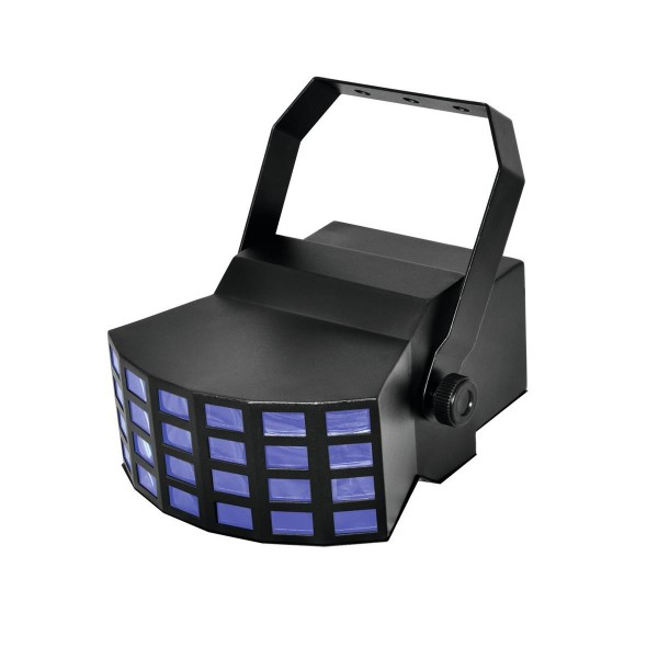 """LED Strahleneffekt """"D-400"""" - klassischer LED Derby mit kräftigen 5-farbigen LEDs - raumfüllend"""