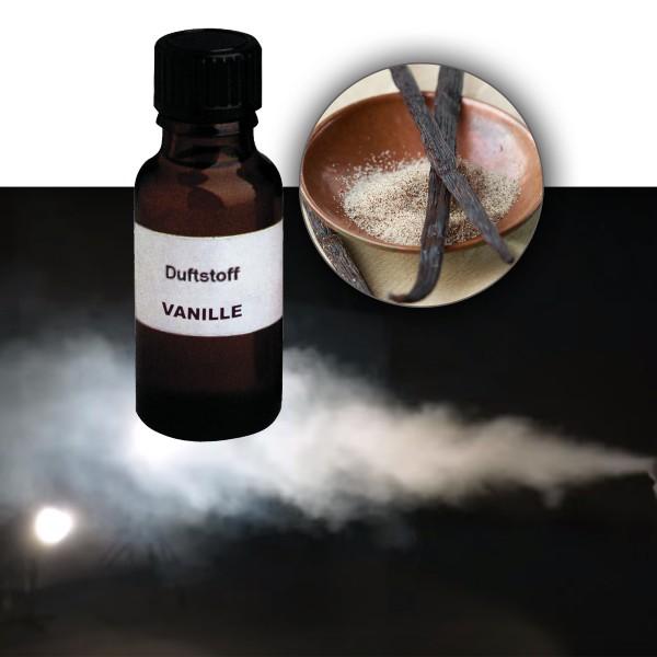 Duftstoff für Nebelfluid VANILLE - 20ml Flasche