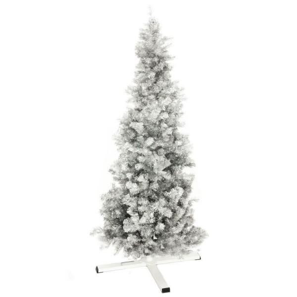 Tannenbaum FUTURA, silber-metallic, 180cm - MADE IN EUROPE