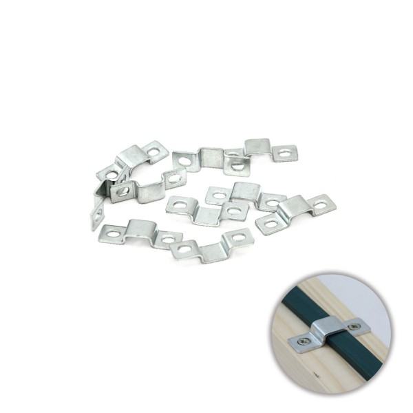 10er Set Metall-Clip für Illu-Kabel | SATISFIRE