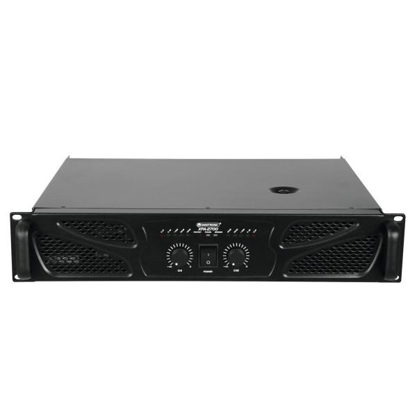 OMNITRONIC XPA-2700 Endstufe - PA Verstärker